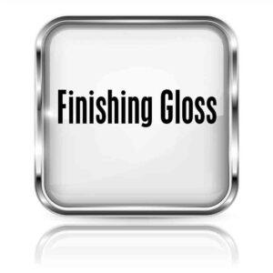 Finishing Gloss 8 oz