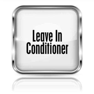 Leave-In Conditioner/Detangler 8oz