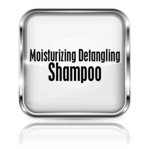 Moisturizing Detangling Shampoo 8 oz