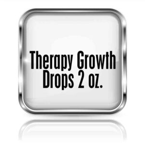 Therapy Growth Drops 2oz.
